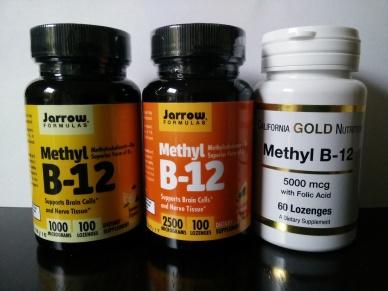 Hypoallergenic sublingual methylcobalamin Australia
